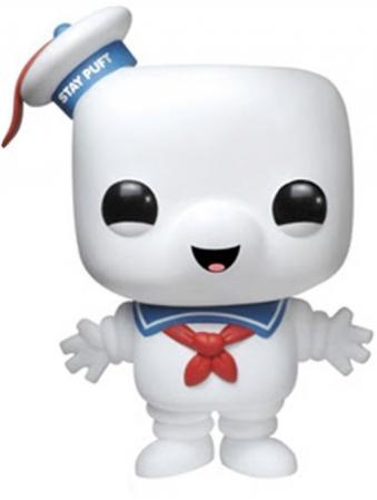 "Funko POP! Movies: Ghostbusters: 6"" Stay Puft Man"