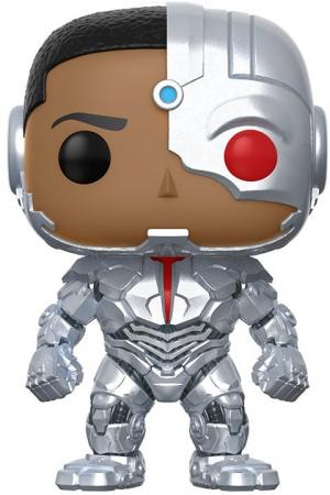 Funko POP! Heroes: DC: Justice League: Cyborg