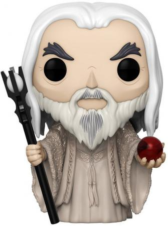 Funko POP! Movies: Lord of the Rings: Saruman