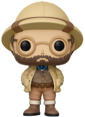 Funko POP! Movies: Jumanji: Professor Oberon