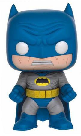 Funko POP! Heroes: DC: DKR Batman Blue (Exc)