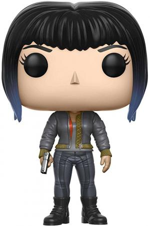 Funko POP! Movies: Ghost in the Shell: Major Bomber Jacket (Exc)
