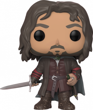 Funko POP! Movies: Lord of the Rings: Aragorn