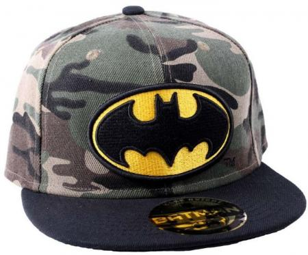 CODI Cap DC Comics Batman Military