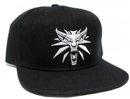 CODI Cap The Witcher 3 - Wolf Logo