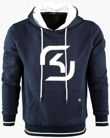 SK Gaming Player Hoodie Classic 2017 L (FSKHOODIE17BL000L)