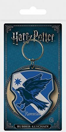 Pyramid Keychain: Harry Potter - Ravenclaw