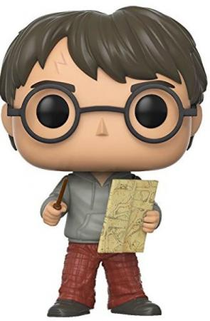 Funko POP! Vinyl: Harry Potter: Harry Potter with map