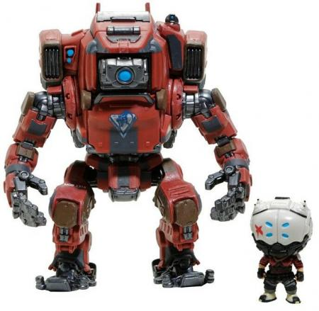 Funko POP! Games: Titanfall 2 Collection - Includes Sarah and Mob 1316