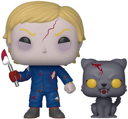 Funko POP! Movies: Horror: Undead Gage and Church (37628)