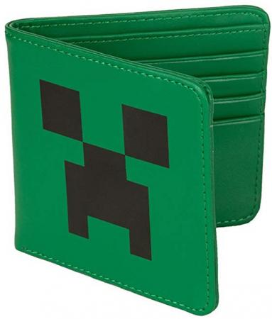 JINX Minecraft - Creeper PU Wallet