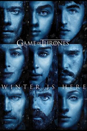 Pyramid Game Of Thrones - Winter is Here