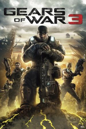 Pyramid Gears of War 3