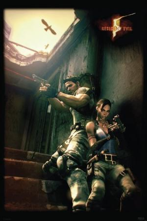 Pyramid Resident Evil 5 - Against A Wall