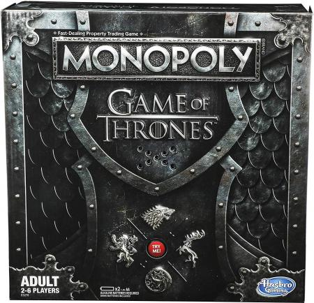 Hasbro Monopoly: Game of Thrones (E3278)