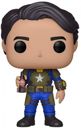 Funko POP! Games: Fallout 4: Vault Dweller Male (33974)