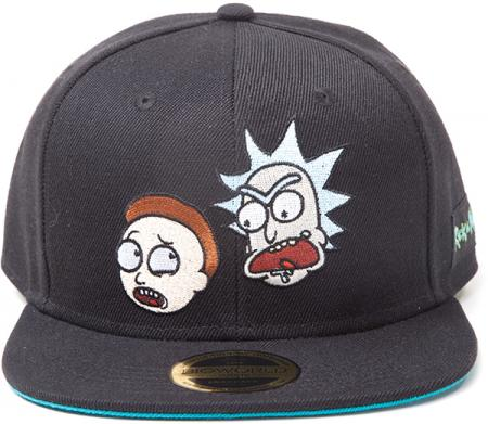 Difuzed Rick and Morty - Characters Snapback