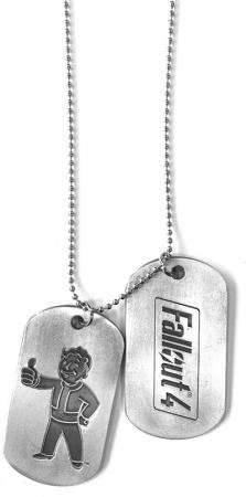 Difuzed Fallout - Fallout 4 - Pair of Dogtags