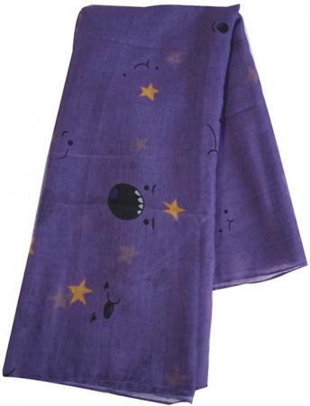 Difuzed Adventure Time - Lumpy Space Princess Fashion Scarf