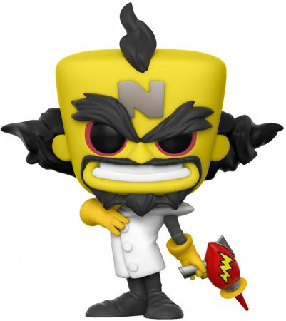 Funko POP! Games: Crash Bandicoot - Neo Cortex (25655)