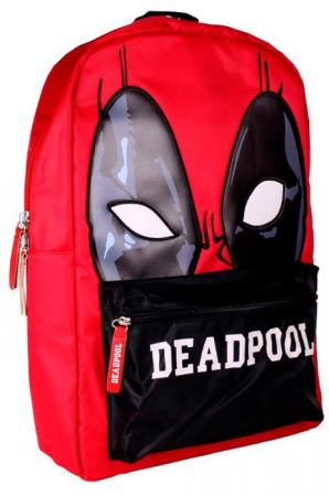 CODI Marvel Backpack - Deadpool Mask and Text