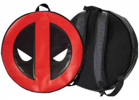 CODI Marvel Backpack - Deadpool Round