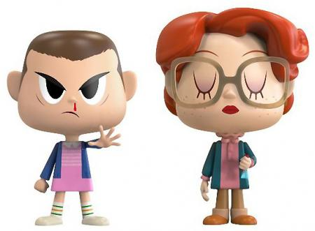 Funko POP! Television: Stranger Things - Eleven and Barb