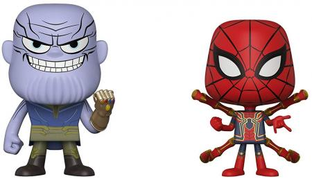 Funko POP! Vinyl: Marvel: Avengers Infinity War - Thanos & Iron Spider