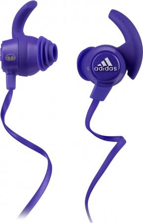 Monster Adidas Sport Response Earbuds Purple