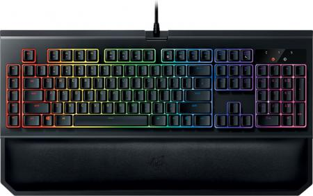 Razer BlackWidow Chroma V2 Yellow switch Black (RZ03-02032300-R3M1)