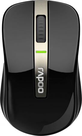 Rapoo Dual-mode Optical Mouse Gray (6610)