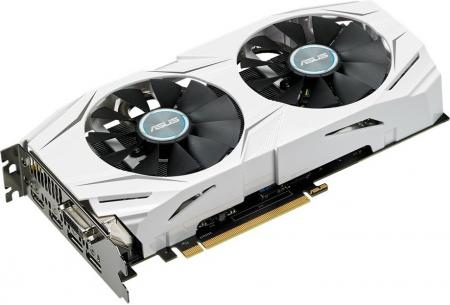 Asus GeForce GTX1060 6GB (DUAL-GTX1060-O6G)