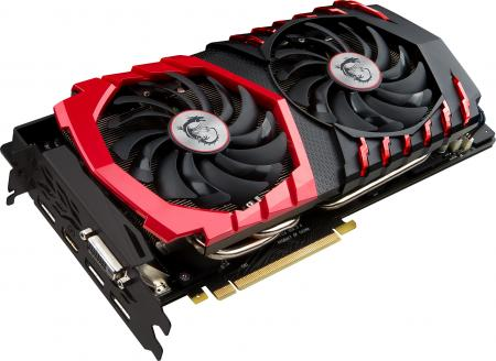 MSI GeForce GTX1070 8GB Gaming X (GTX 1070 GAMING X 8G)