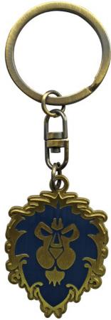 Abystyle World of Warcraft - Keychain Alliance