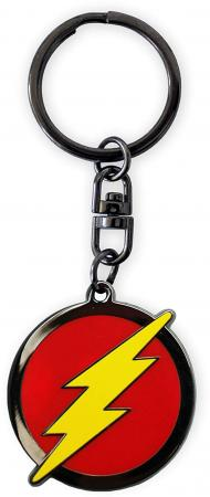 Abystyle DC Comics - Keychain Flash Logo