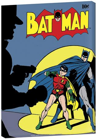 Abystyle DC Comics - Canvas Batman Vintage Cover