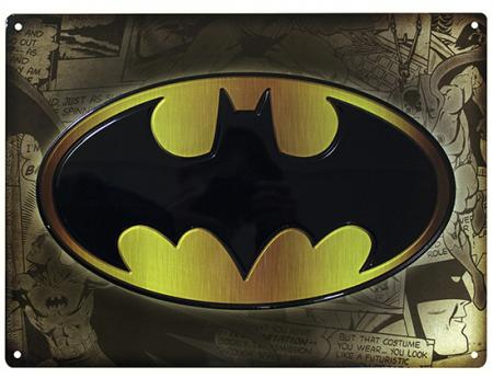 Abystyle DC Comics Batman - Metal plate