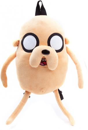 Difuzed Adventure Time - Jake Plush Backpack