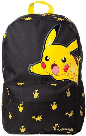 Difuzed Pokemon - Big Pikachu Backpack