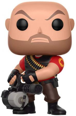 Funko POP! Games: Team Fortress 2 Heavy