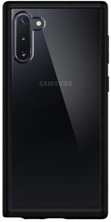 Spigen Ultra Hybrid for Galaxy Note 10, Matte Black (628CS27376)