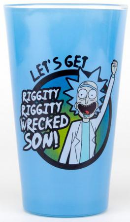 GB eye Rick and Morty - Wrecked (GLH0013)