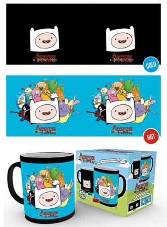 GB eye Adventure Time - Characters (MGH0043)