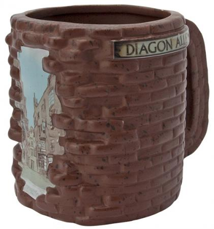 Abystyle Harry Potter - 3D Mug Diagon Alley