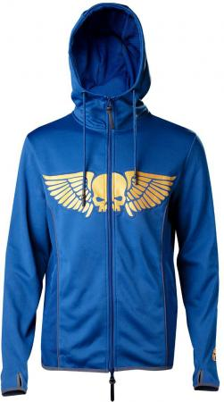Difuzed Warhammer 40K - Space Marines Men's Hoodie, L