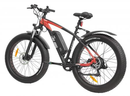 Like.Bike Bruiser (red/grey)