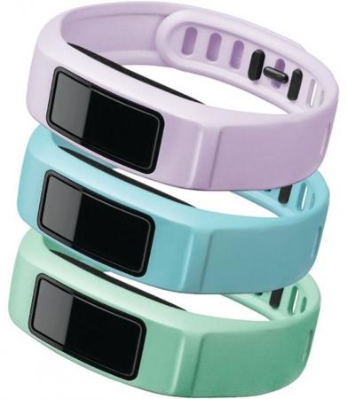 Ремешки для Garmin Vivofit 2 Small Serenity (Mint, Cloud, Lilac)
