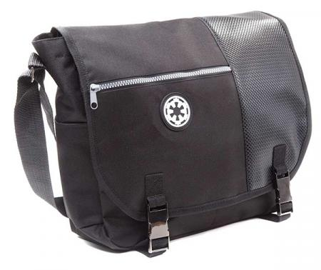 Difuzed Star Wars - A New Hope Messenger Bag, Black