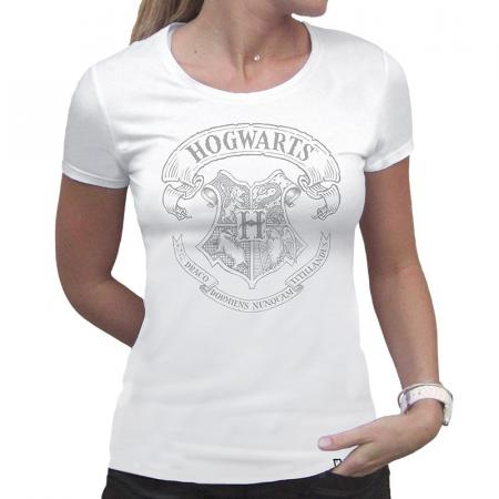 Abystyle Harry Potter T-Shirt - Hogwarts Woman, M