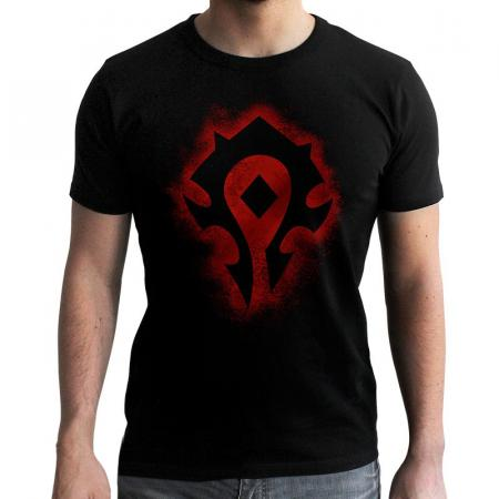 Abystyle World of Warcraft T-Shirt - Horde, XS